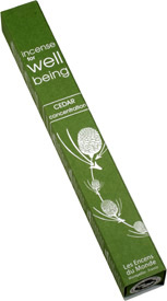 Aromambiance Cedar Incense