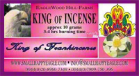 King of Frankincense Incense