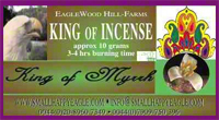 King of Myrrh Incense
