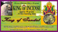 King of Sandalwood Incense